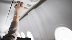 춥더라도 비행기 에어벤트는 열어놓는 게 좋은