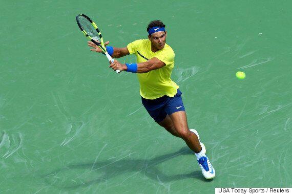 테니스 선수 라파엘 나달의 반바지가 점점 짧아지는