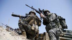 한·미연합 훈련 참가 미군 규모가