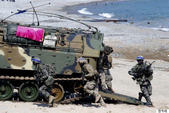 한·미 '을지프리덤가디언' 연합훈련에 참가하는 미군 규모가