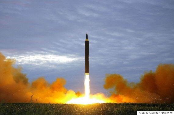 북한이 '태평양 군사작전 시대'를 예고하며 미국을