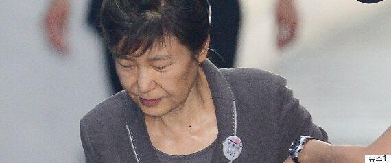 박근혜가 이번에는 허리 통증을 호소하며 병원을