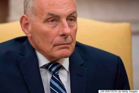 배넌을 몰아낸 백악관 새 비서실장 존 켈리도 감당 안 되는 한 사람 : 도널드