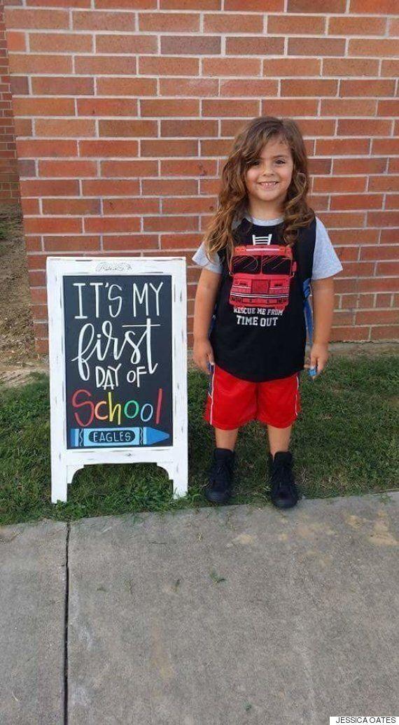이 4살 아이가 등교를 거부당한 이유는