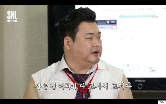 김준현이 라면을 꼭 한 개씩만 먹는