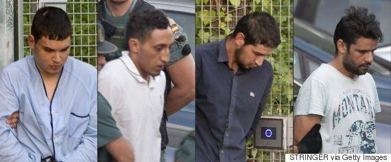 스페인 바르셀로나 테러범들은 '사그라다 파밀리아' 폭발도