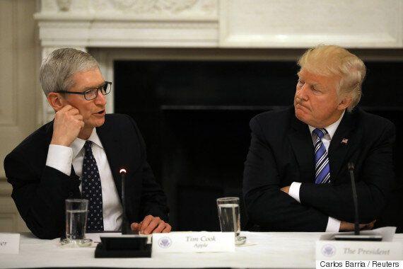 애플이 미국에