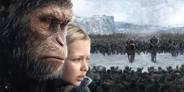 이 영화를 보고 나면 '인간 vs 유인원' 중 한 쪽을 선택하게