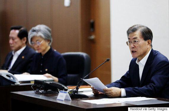 북한 김정은의 '폭주'가 문재인 정부 대북정책에 던진 3가지