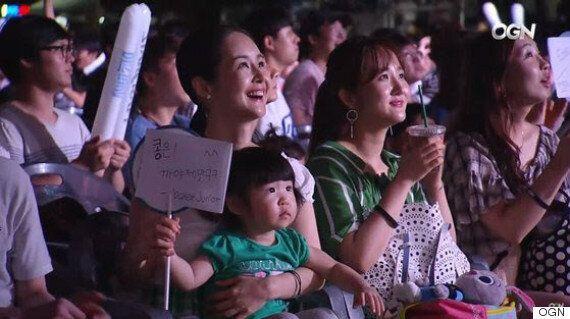 임요환의 막내딸이 아빠를 응원하며 든 피켓이 모두의 눈길을