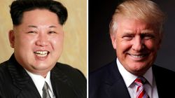 트럼프와 김정은의 헤어스타일을