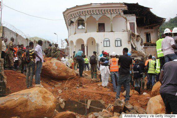 '사망·실종 1천명 육박' 시에라리온이 최악의 폭우로 국제 사회에 긴급 구호를