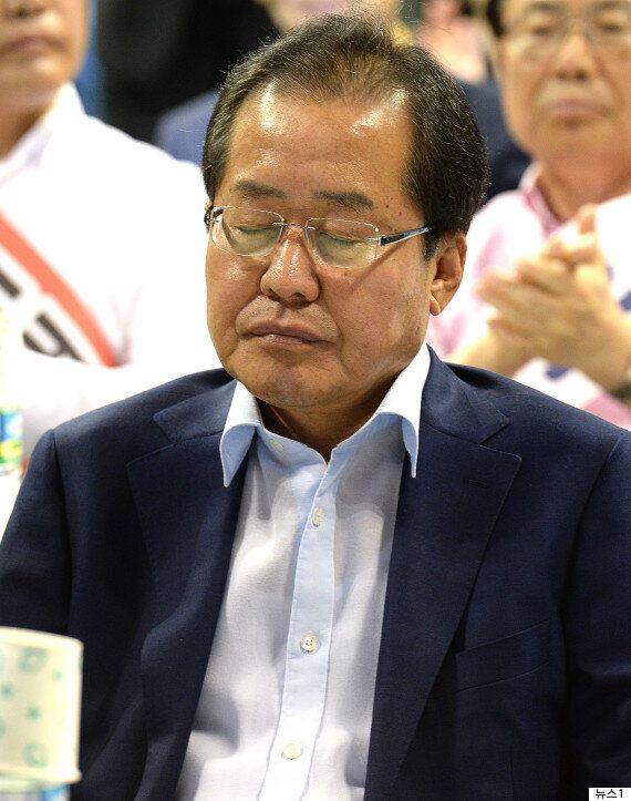 자유한국당이 '야당' 됐다고 실감하는