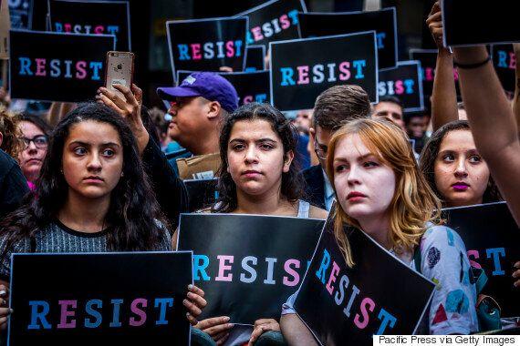 트럼프의 '트랜스젠더 군복무 금지'가 보여준 스타일 : 일단 저지르고 계획은 나중에