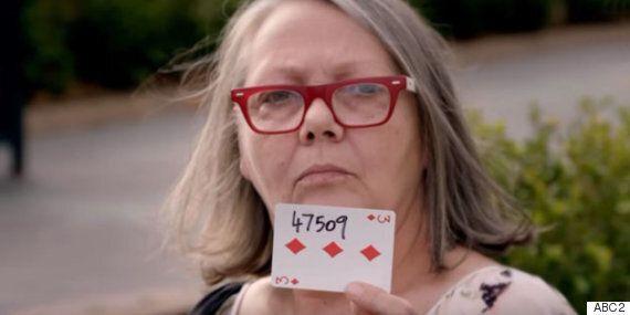호주인들을 혼란에 빠뜨린 카드