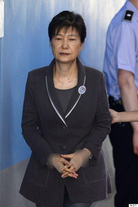 이재용 부회장이 박근혜 전 대통령을 만났을 때, 태어나서 처음 겪어본