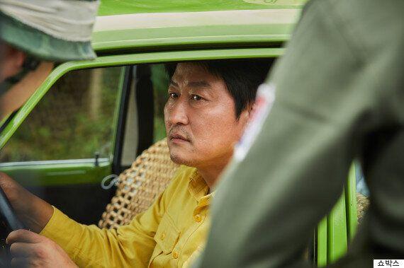 '택시운전사'의 관객 수가 '군함도'를