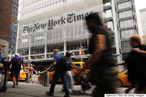 뉴욕타임스 온라인 매출이 인쇄 매출을 처음으로