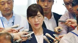 일본 이나다 도모미 방위상이