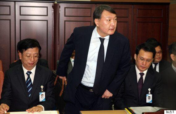 '국정원 댓글 공작' 수사중 외압으로 좌천됐던 윤석열이 재수사를