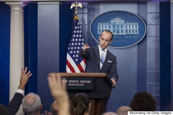 도널드 트럼프가 '극우' 청년 스티븐 밀러를 백악관 공보국장에 임명할지도