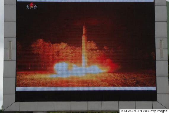 '북한 미사일' 발사에 대한 러시아의 공식 반응이