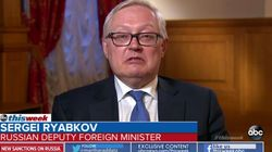 북 ICBM에 대한 러시아의 공식 반응이