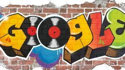 구글이 힙합의 생일을 축하하기 위해 '디제이 박스'를