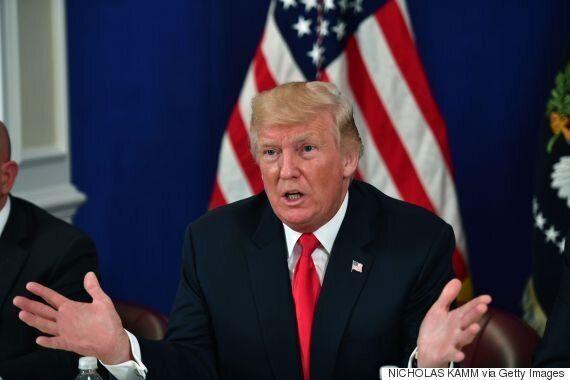 도널드 트럼프가 북한을 겨냥한