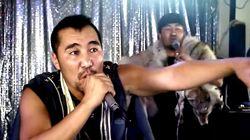 전통 발성 '쿠메이'를 쓰는 몽골의 힙합