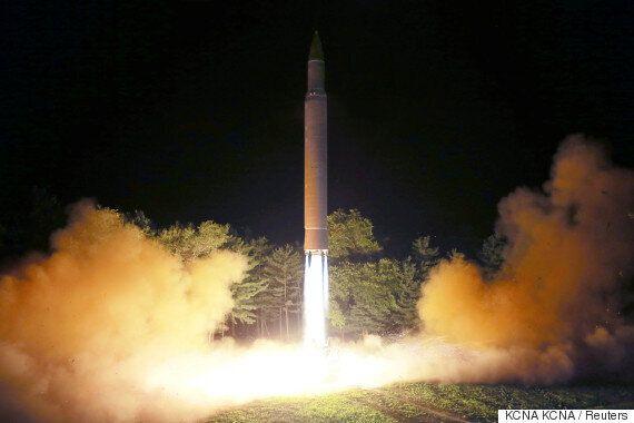 틸러슨 미국 국무장관이 북한과의 '대화' 가능성을