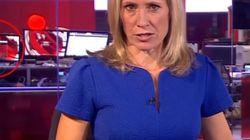 BBC가 뉴스 도중 본의 아니게 '섹스 신'을