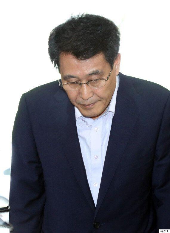 새벽 2시에 '가정폭력' 신고당한 김광수 의원이 경찰 출두하며 한