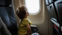 아이를 동행한 비행기 여행의 고충을 정확하게 꼬집은 트윗