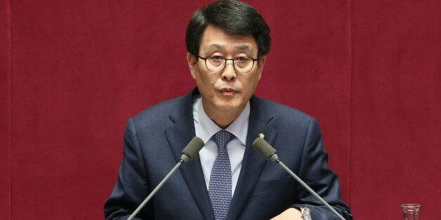 김광수 의원이 '가정폭력 혐의 경찰조사' 보도를 부인하며 내놓은