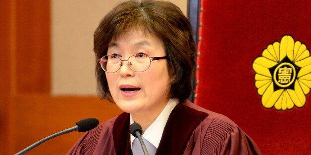 박근혜 탄핵심판 당시 '이정미 재판관 살해' 글 올렸던 20대 남성이 재판에