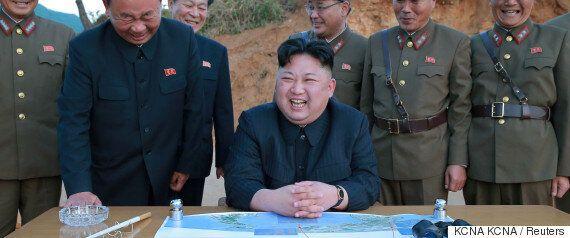 미국 시민들에게 북한의 위치를