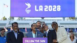 2028년 하계 올림픽은 로스앤젤레스에서