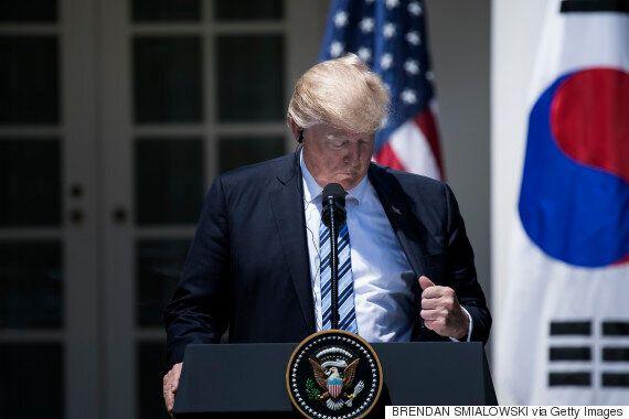 미국 정부가 한국 정부에 한미FTA 개정 협상을 시작하자고