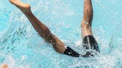 '수영장 실례'의 악습을 청산해야 하는 과학적