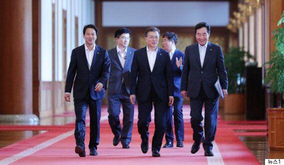 청와대가 송·조 두 장관 후보의 임명을 미루게 한 여당의