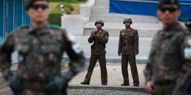 북한은 '군사회담' 제안에 아무런 반응을 보이지