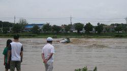 국지성 폭우에 3명 실종, 이재민