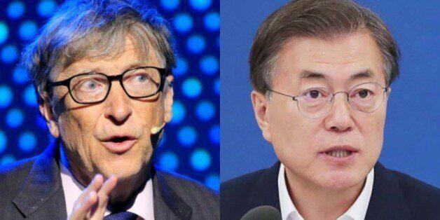 무엇이 미래 세대를 위한 것인가 | 빌 게이츠의 '신원전' vs. 문재인의