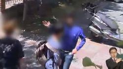 40대 남성이 다짜고짜 초등생 4명의 뺨을 후려친