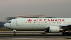 에어캐나다가 여객기 4대와 거의 충돌할