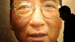 중국 민주화운동가 류샤오보가 숨을