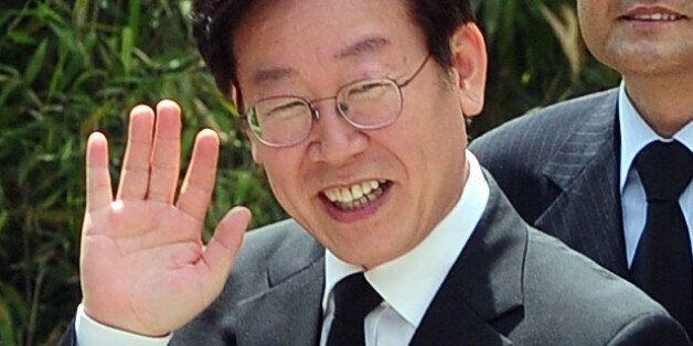 이재명 성남시장이 문무일 검찰총장 후보자를 신뢰하는