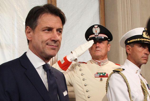 L'Italie se dote d'un nouveau gouvernement après un mois de crise (ici Giuseppe Conte le 4 septembre