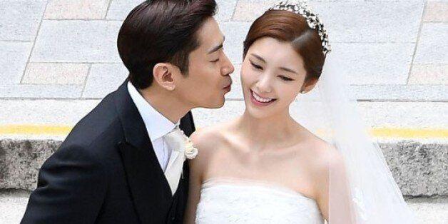 에릭과 나혜미 측이 '비밀리 입국' 논란에 밝힌